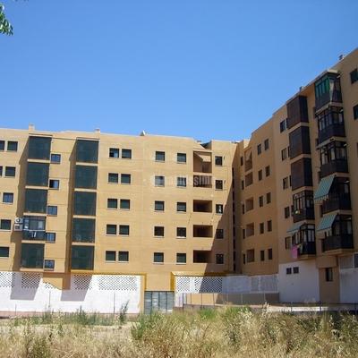 Revestimiento Fachadas Mortero Monocapa, Cáceres
