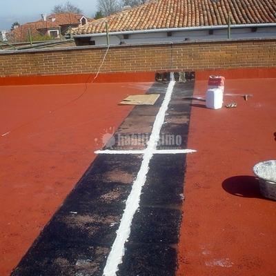 Presupuesto impermeabilizar terraza transitable online for Precio mano de obra colocacion tela asfaltica