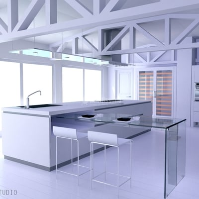Infografía Cocinas Boffi Studio Marbella