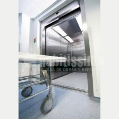 Instalación De Ascensores Y Montacargas En São Gonçalo De Lagos Private Hospital