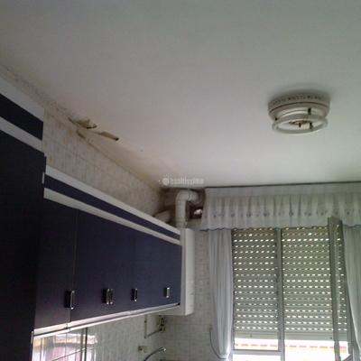 Reparacion Techo Cocina y Techo y Paredes Habitación