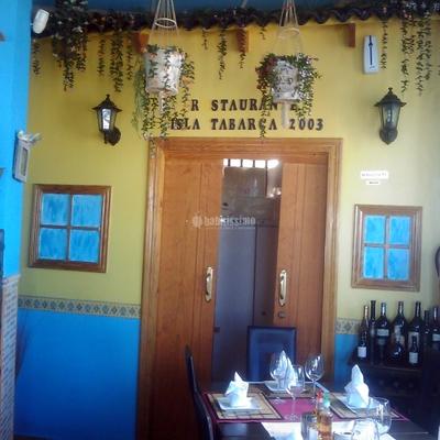 Restaurante Isla Tabarca