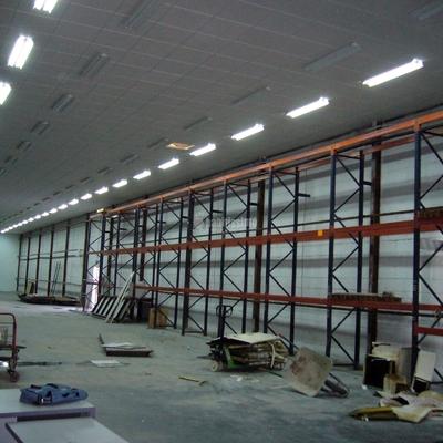 Proyecto Para Licencia Apertura Nave Industrial Destinada A Comercio Al Mayor De Confecciones