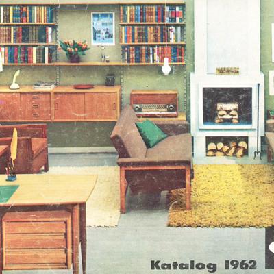 60 años de IKEA... a través de sus catálogos