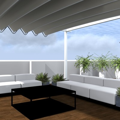 Proyecto Terraza Jardin