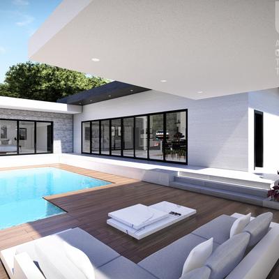 Casa al aire libre