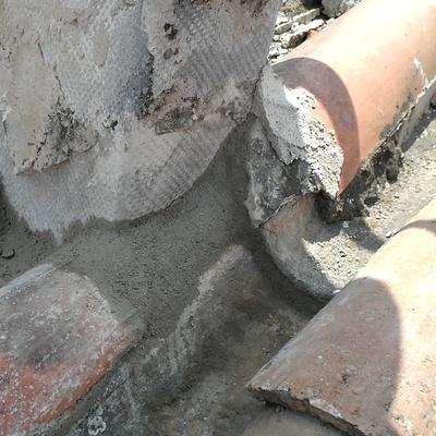 Reparación de un terrado