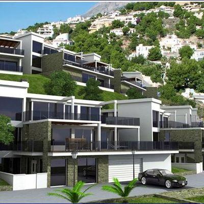 20 viviendas adosadas 1