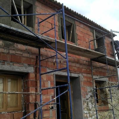 Terminación de Casa en Dehesas Viejas