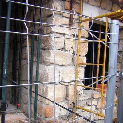 2008 Construcción en  piedra entrada