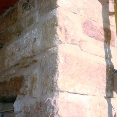 2008 Construcción De Casa De Pueblo En  Piedra Y Sillares