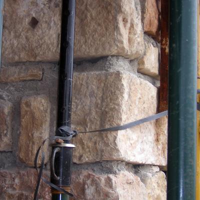 2008 vivienda en construccion de piedra