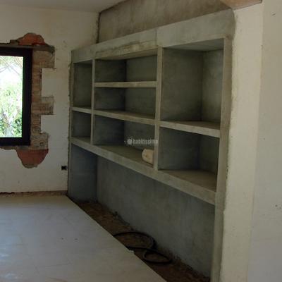 Cemento pulido a casa a L'Empordà