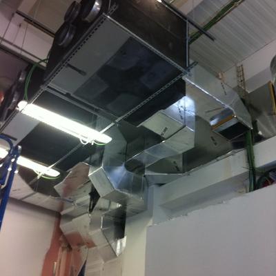 Recopilación de instalaciones de climatización