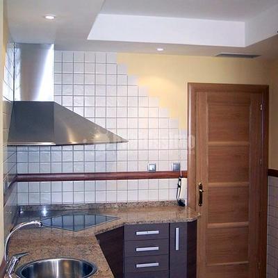 Reforma completa de baño, cocina y lavadero