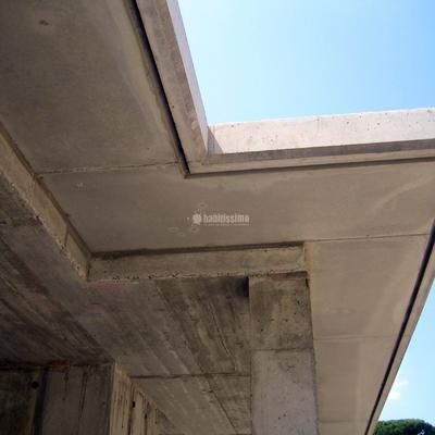 Estructura Vivienda Unifamiliar Aislada en Sant Vicenç de Montalt