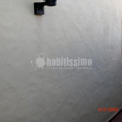 Rehabilitacion de fachada en el Alt Emporda