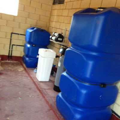 Tratamiento de aguas para potabilidad