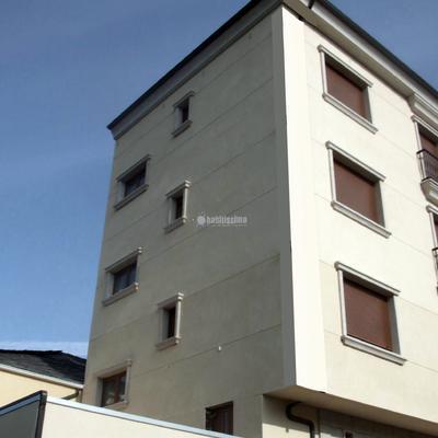 Edificio de 4 vivendas