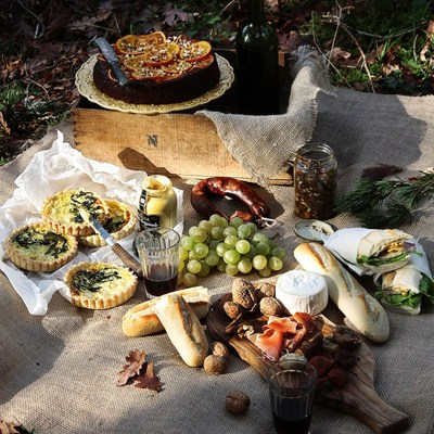 Aprovecha el fin de semana con un bonita tarde de picnic