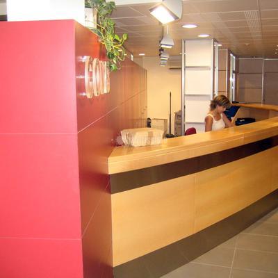 Sala actos C.O.V de Barcelona