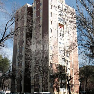I.T.E. y Rehabilitación de Bloque de viviendas en C/ Rocafort, Madrid
