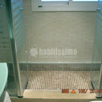 Baño completo en Camas