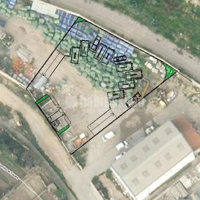 Ejecución y licencia de actividad un de un almacén de recogida de residuos sólidos inorgánicos.