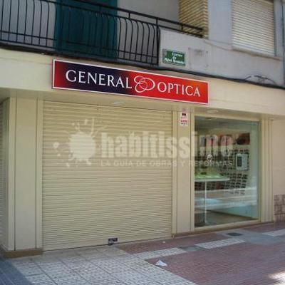 Habilitación de local para optica en Mislata (Valencia)
