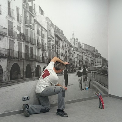 Proyecto integral de interiorismo / Fotomurales fotográficos personalizados
