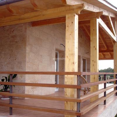 Construcción integral en chalet
