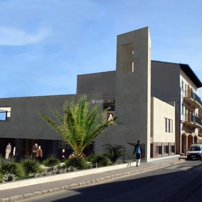Iglesia de Pórtol