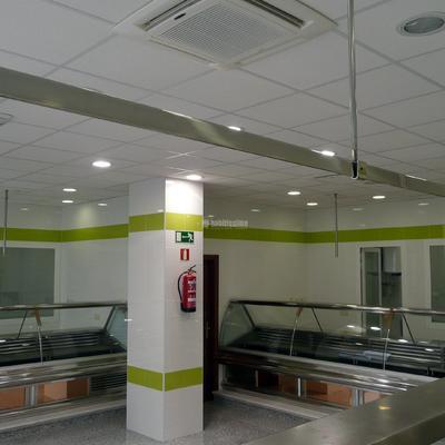 Reforma Local Comercial: Uso Carniceria-Pollería-Charcutería