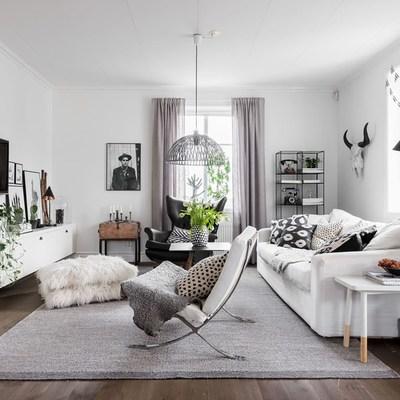 Salón  ambientes diferentes