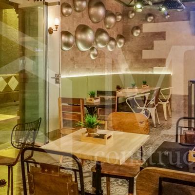 Proyecto integral nueva cafetería en Torre del Mar