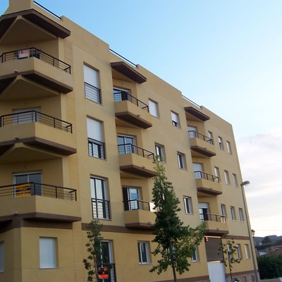 51 viviendas con garajes y trasteros