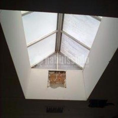 Impermeabilizacion y reparacion de 6 lucernarios.