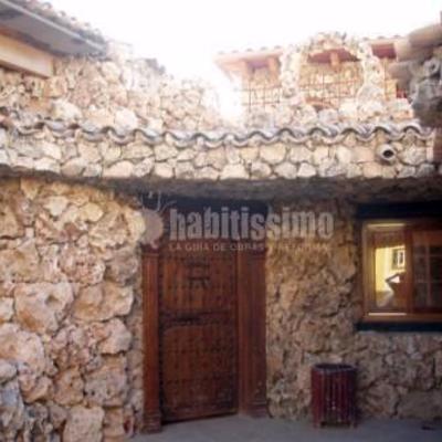 Vivienda Unifamiliar de piedra en Sangonera La Verde