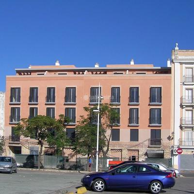 30 Viviendas en el puerto de Santa María (Cádiz)