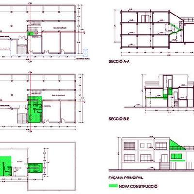 Proyecto de modificación de las instalaciones de una E.T.A.P.