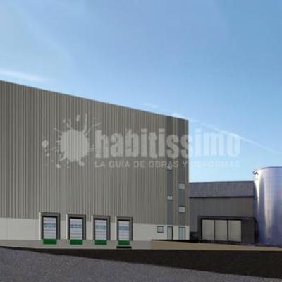 Redacción del proyecto de ampliación de nave silo