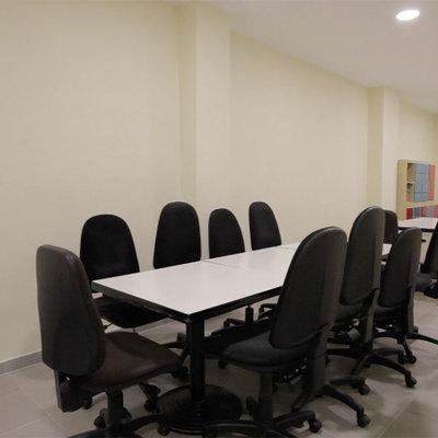 Reforma de la zona office de una empresa en Madrid