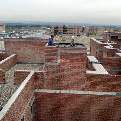 Impermeabilizacion y aislamiento termico cubierta (16 viviendas)