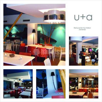 Restaurante-Pub Holbox en Sanxenxo
