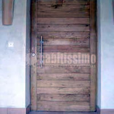 Puertas rústicas Perbes