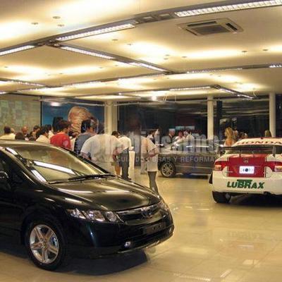 Reforma concesionario Honda