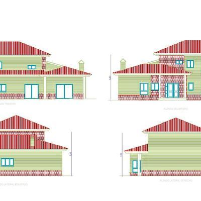 Construcción de vivienda en Alpedrete