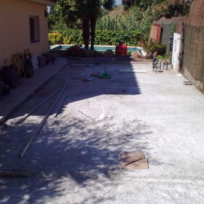 Pavimento Jardín
