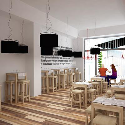 Restaurante & amp, Music Bar