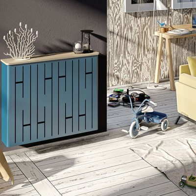 ¿Y si el radiador aportara un toque distinto a nuestro hogar?